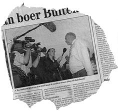krantenfoto harmke